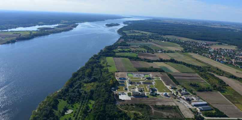 Wodociągi podały wyniki nowych badań wody z Wisły - Zdjęcie główne