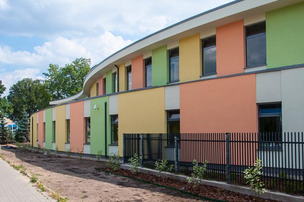 Nowe przedszkole prawie na finiszu [FOTO] - Zdjęcie główne
