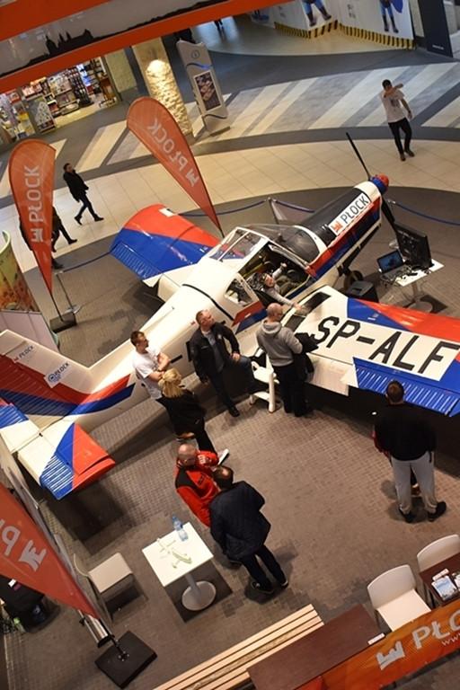 Ferie najwyższych lotów w Galerii Wisła - Zdjęcie główne