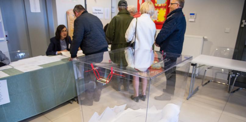 Tak głosowali mieszkańcy powiatu płockiego... - Zdjęcie główne