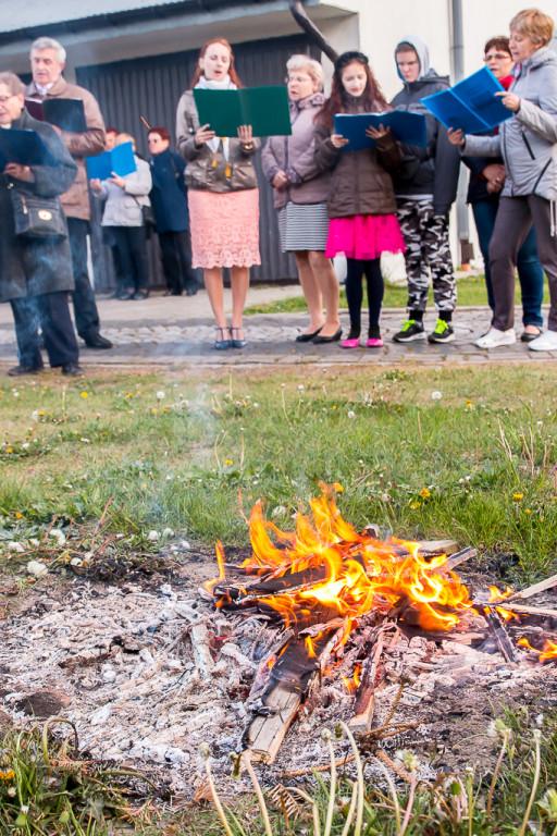 Patriotyczne ogniska - Zdjęcie główne