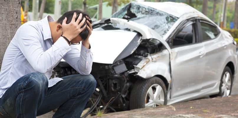 Śmiertelny wypadek. Samochód przejechał mężczyznę - Zdjęcie główne