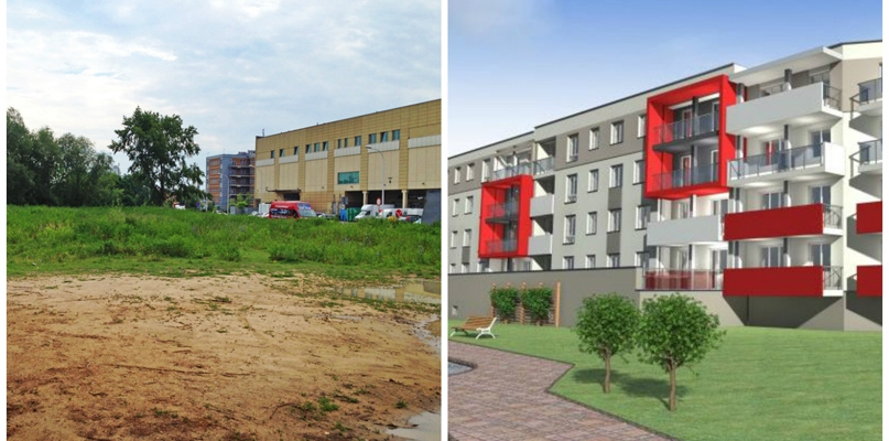 Wkrótce ruszy budowa nowego bloku na Podolszycach - Zdjęcie główne