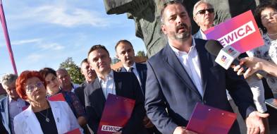 Lewica: Niewątpliwie wracamy do Sejmu [FOTO] - Zdjęcie główne