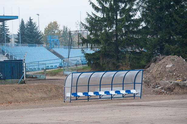 Nowe boisko gotowe,czeka na trawę [FOTO] - Zdjęcie główne