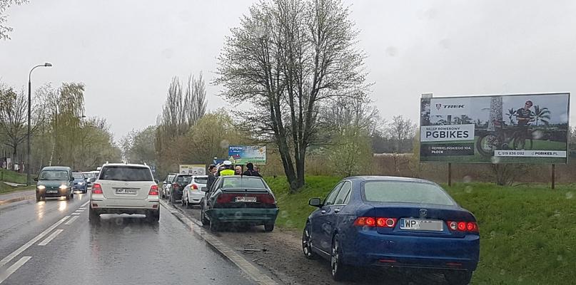 Niespokojnie na drogach. Zderzyły się cztery auta - Zdjęcie główne