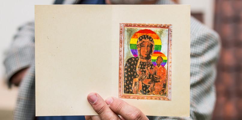 Zatrzymano kobietę podejrzaną o sprofanowanie w Płocku wizerunku Maryi - Zdjęcie główne