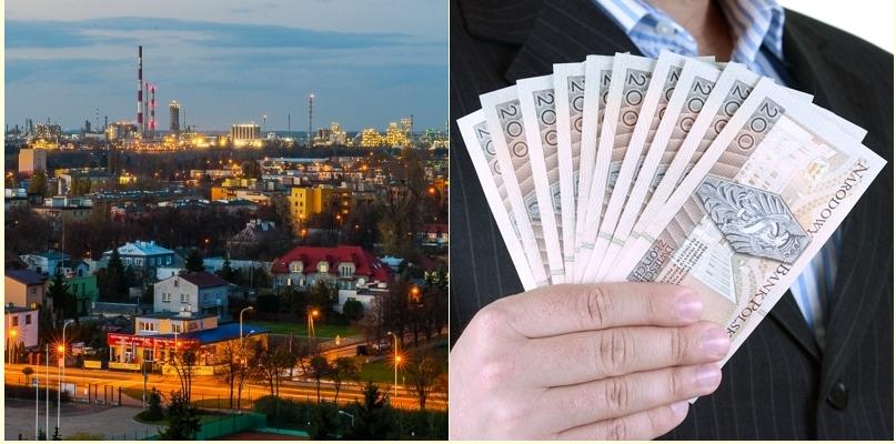 Ministerstwo oszacowało, ile pieniędzy może zyskać Płock - Zdjęcie główne