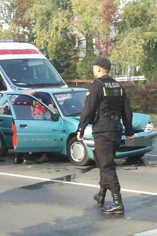 Wypadek - Zdjęcie główne