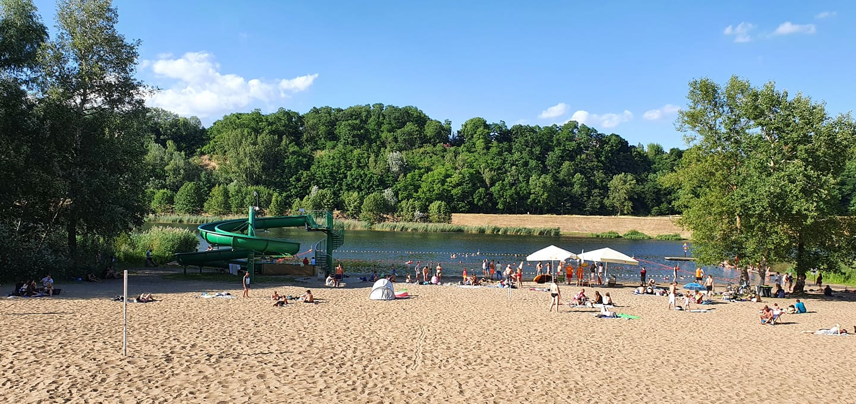 Nie popływamy w Sobótce. Kąpielisko zostało zamknięte - Zdjęcie główne