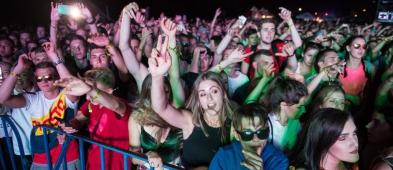 Tysiące fanów hip-hopu na płockiej plaży [FOTO, WIDEO] - Zdjęcie główne