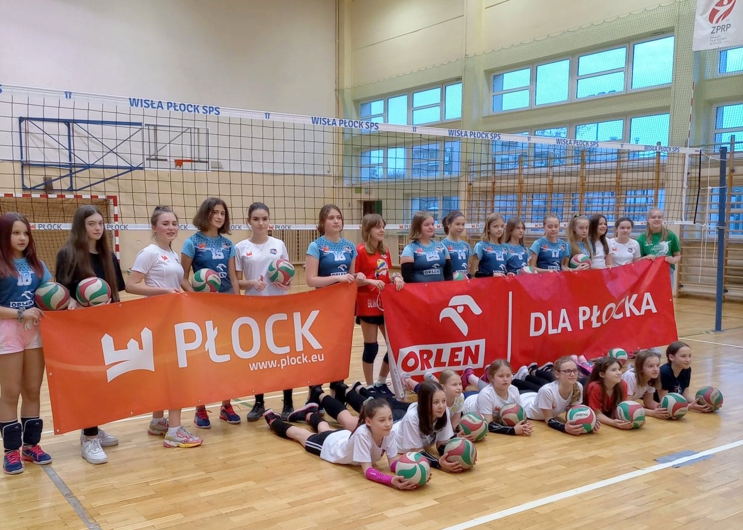 Coraz lepsze wyniki młodych siatkarek Wisły Płock [FOTO] - Zdjęcie główne