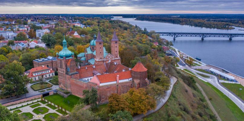 Najbardziej niezwykłe miejsca w Polsce. O Płocku w TVP Kultura - Zdjęcie główne