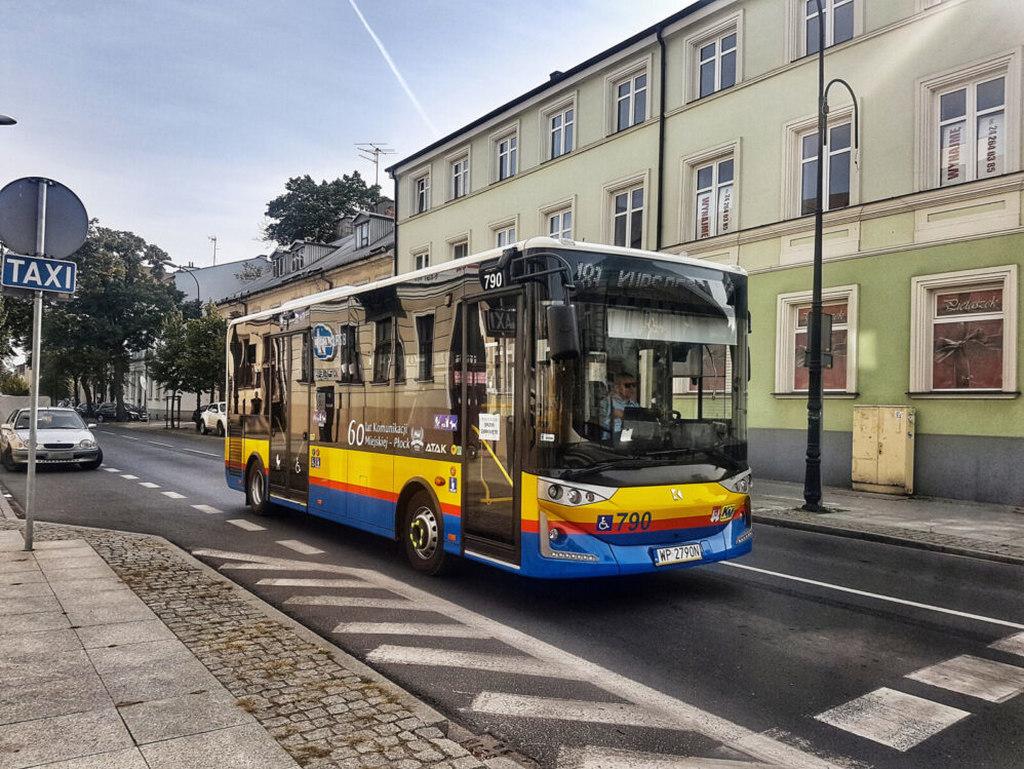 Coraz mniej kursów KM w Płocku i okolicy - Zdjęcie główne