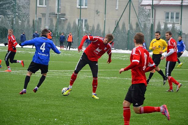 Piłkarze Wisły gromią w Warszawie - Zdjęcie główne