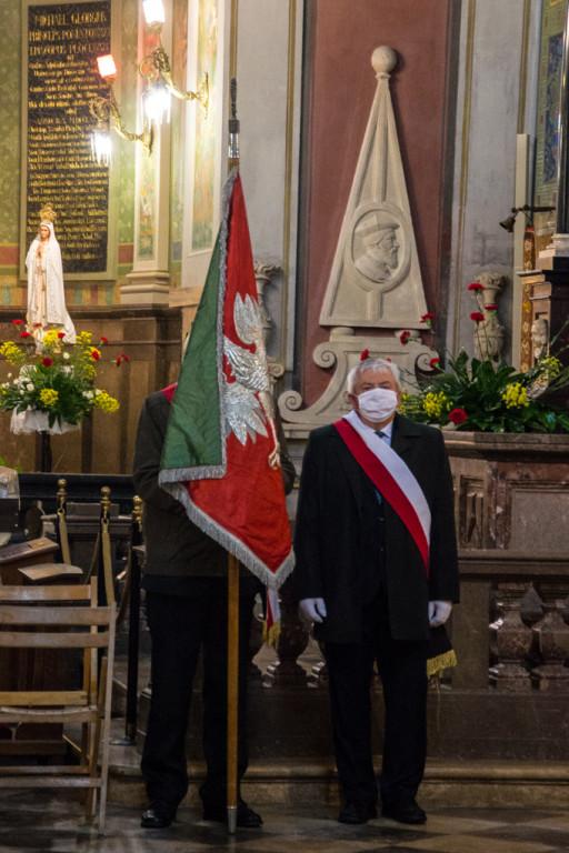Symboliczne święto Konstytucji 3 Maja w Płocku - Zdjęcie główne