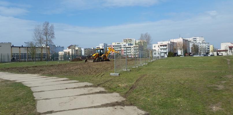 Poznaliśmy plany na duży plac koło parku na Podolszycach - Zdjęcie główne