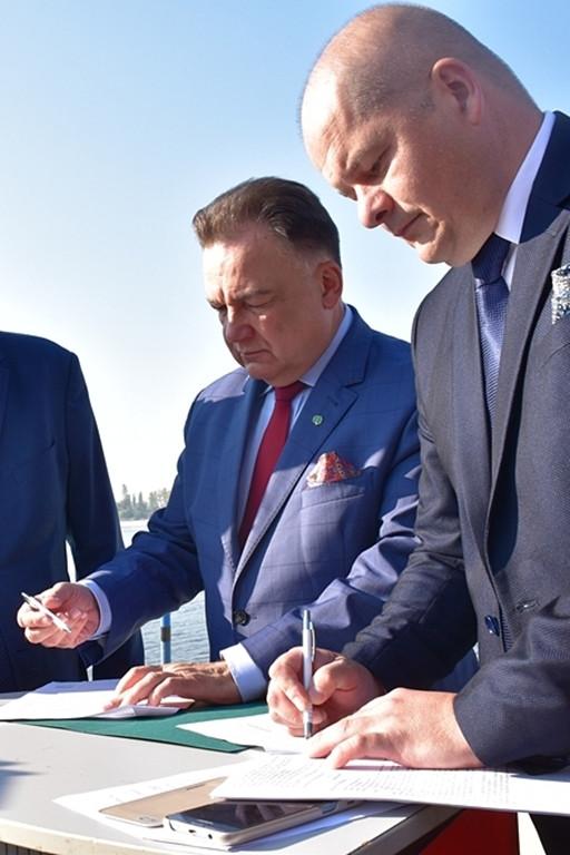 Podpisy złożone. 23 mln zł dla Płocka - Zdjęcie główne