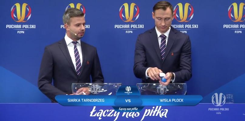 W Pucharze Polski Wisła zagra z Siarką Tarnobrzeg - Zdjęcie główne