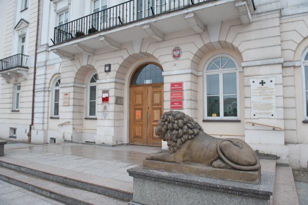 Zamiast ratusza będzie… pałac prezydencki - Zdjęcie główne