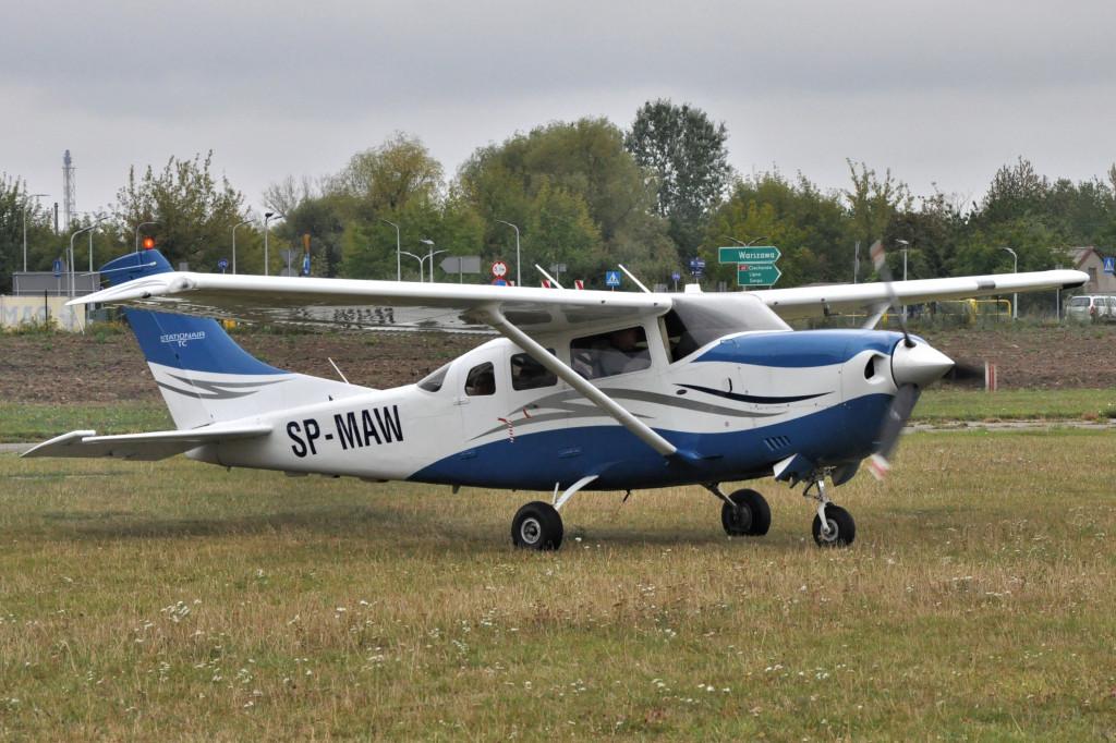 Dzień z Płockim Aeroklubem - Zdjęcie główne