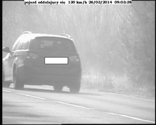 Gęsta mgła, a kierowca pędził 140 km/h - Zdjęcie główne