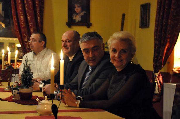 Politycy i dziennikarze w szopce noworocznej - Zdjęcie główne