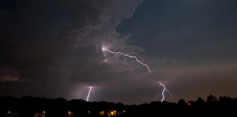 Po południu spodziewajcie się burzy i ulewnego deszczu - Zdjęcie główne