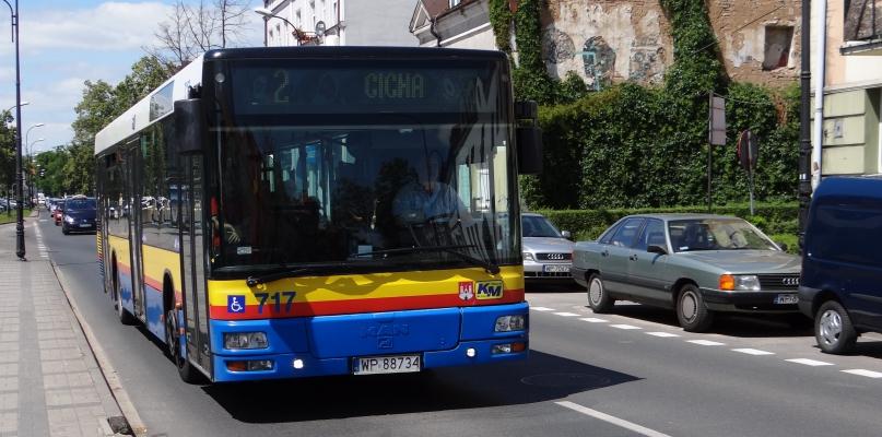 Komunikacja Miejska od 1 lipca wprowadza niewielkie zmiany - Zdjęcie główne