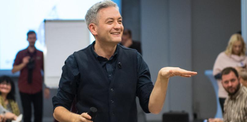 Robert Biedroń: Nie interesuje mnie walka o stołki - Zdjęcie główne