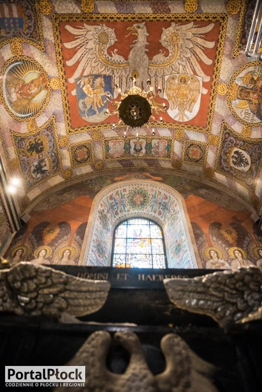 Kaplica Królewska zachwyca - Zdjęcie główne