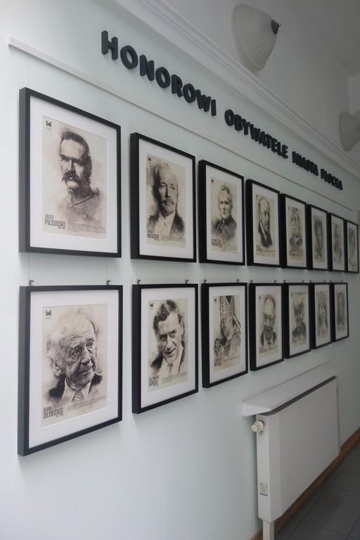 Poczet Honorowych Obywateli - Zdjęcie główne