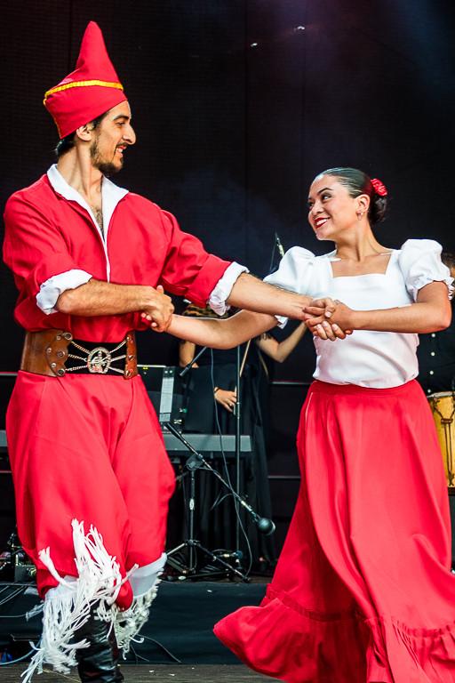 Koncert inauguracyjny Vistula Folk Festival - Zdjęcie główne
