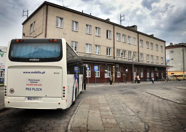 To pewne: przeniosą dworzec z Jachowicza - Zdjęcie główne