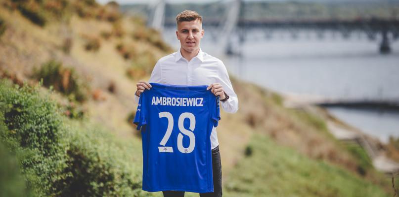 Maciej Ambrosiewicz z powołaniem do reprezentacji  - Zdjęcie główne