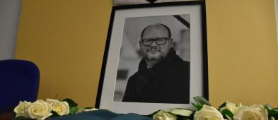 Płocczanie żegnają Pawła Adamowicza - Zdjęcie główne