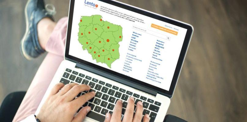 Szukasz pracy?- Szukaj na Lento.pl - Zdjęcie główne