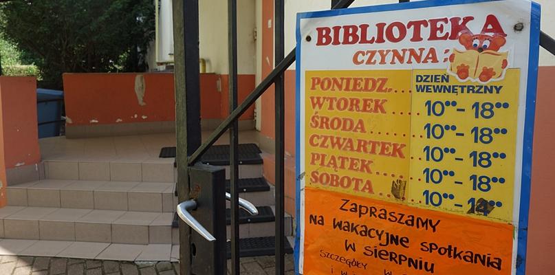 Stary budynek biblioteki przy Sienkiewicza przejdzie modernizację - Zdjęcie główne