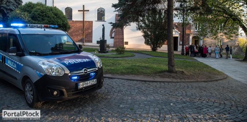 Policja musiała interweniować w kościele na Górkach. Toczą się dwa postępowania - Zdjęcie główne
