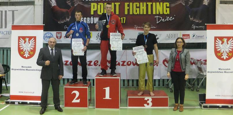 Płocczanie z Węgrowa wrócili z czterema medalami - Zdjęcie główne