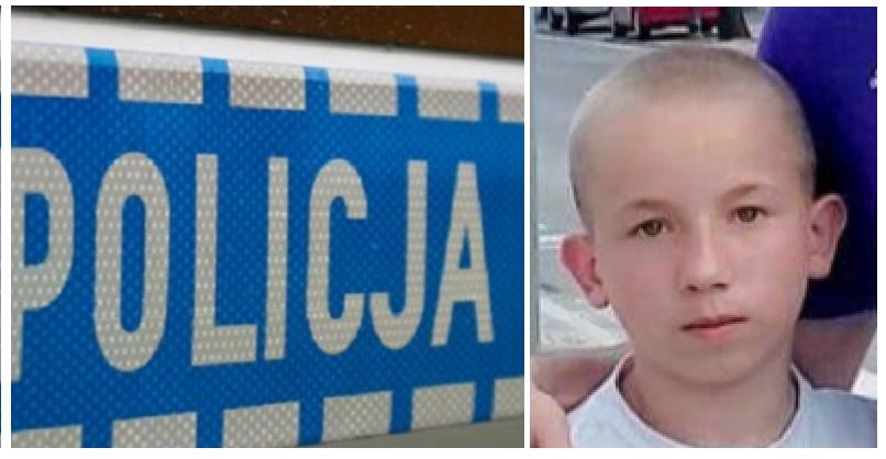 Zaginął 13-letni Kuba z Płocka. Policja szuka nastolatka - Zdjęcie główne