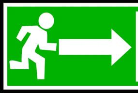 Czy znaki ewakuacyjne z opisem są lepsze od tych z symbolem? - Zdjęcie główne