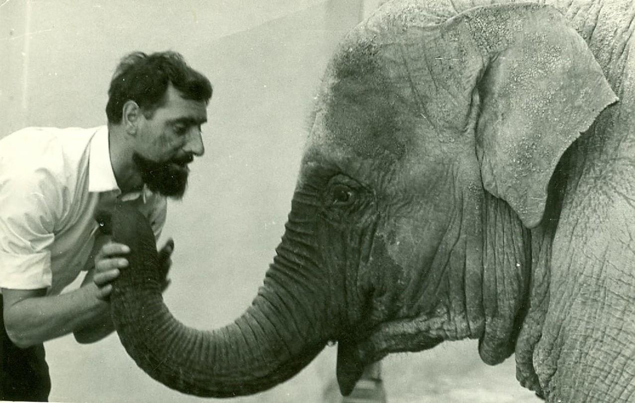 Urodził się w Argentynie, serce zostawił w płockim zoo. Zmarł Tadeusz Taworski - Zdjęcie główne