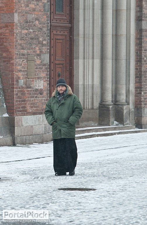 W Płocku kręcą Ojca Mateusza - Zdjęcie główne