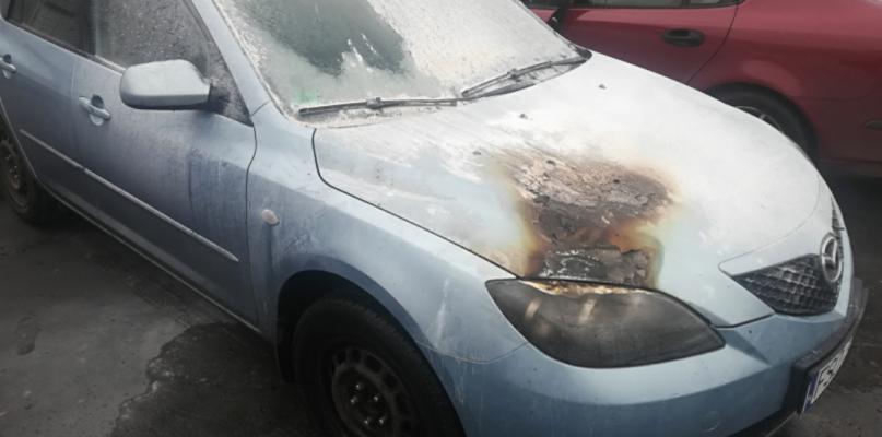 Policja stawia zarzuty, a samochody dalej płoną - Zdjęcie główne