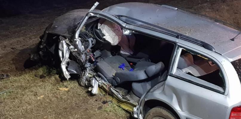 Pijany kierujący spowodował wypadek. Trzy osoby w szpitalu - Zdjęcie główne