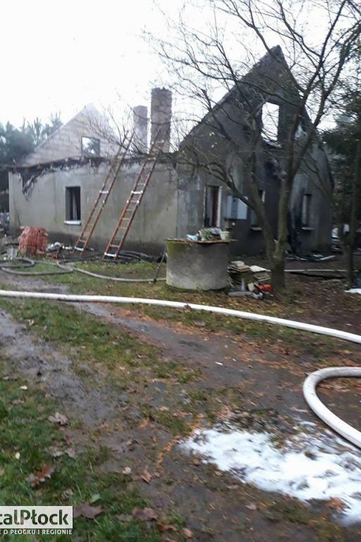 Nad ranem palił się dom - Zdjęcie główne
