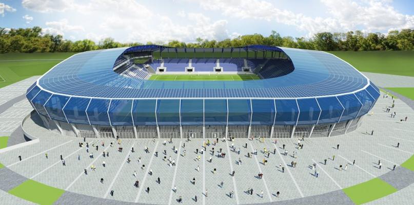 Pierwszy etap przetargu na budowę stadionu przedłużony. Dlaczego? - Zdjęcie główne