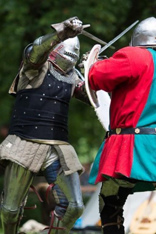 Pojedynek rycerski na Tumach - Zdjęcie główne