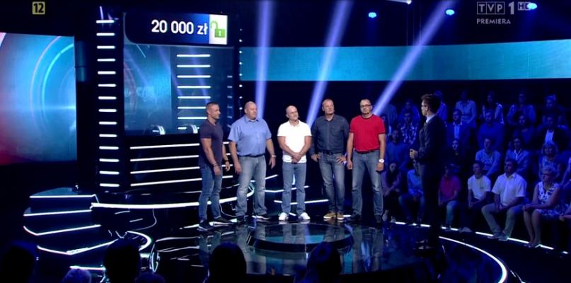 Płocki WOPR w teleturnieju TVP. Można było wygrać 40 tysięcy złotych - Zdjęcie główne